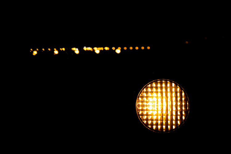 Aircraft landing lights